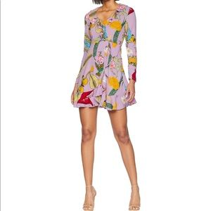 New Romeo and Juliet Couture mini dress